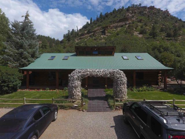 17897 W Hwy 160 Highway, Durango, CO 81301 (MLS #748362) :: Durango Mountain Realty