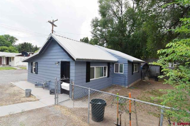 108 San Juan Avenue, Montrose, CO 81401 (MLS #748493) :: Durango Home Sales