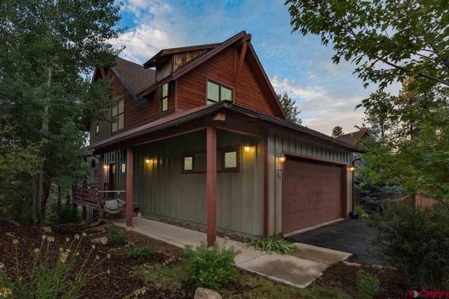 44 Tenderfoot Court K, Durango, CO 81301 (MLS #748599) :: Durango Home Sales