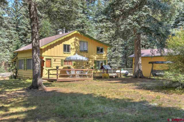 71 Happy Place, Vallecito Lake/Bayfield, CO 81122 (MLS #748628) :: Durango Home Sales