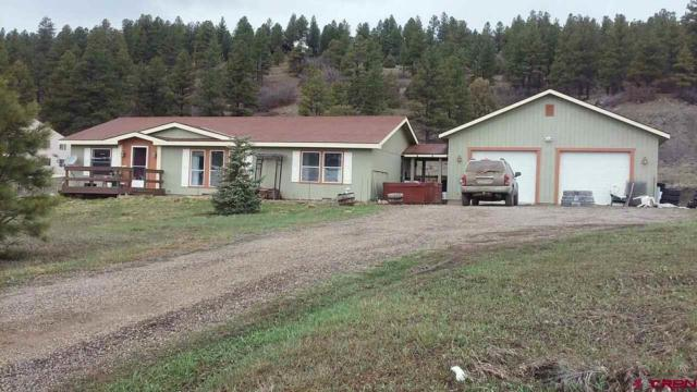 2410 Shenandoah Drive, Pagosa Springs, CO 81147 (MLS #748632) :: Durango Home Sales