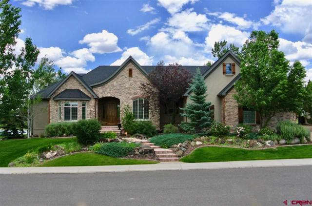 3331 Ivory Court, Montrose, CO 81401 (MLS #748669) :: Durango Home Sales