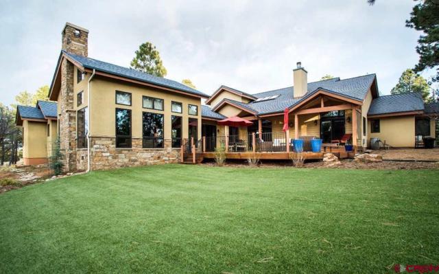 425 Blue Ridge, Durango, CO 81301 (MLS #748739) :: Durango Home Sales