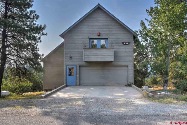 590 Ridge Road, Durango, CO 81303 (MLS #748787) :: Durango Home Sales