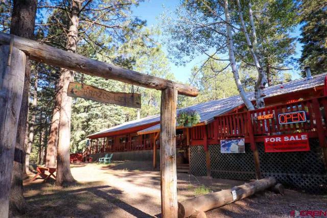 10 Falls Creek Road, Chama, NM 87520 (MLS #748792) :: Keller Williams CO West / Mountain Coast Group