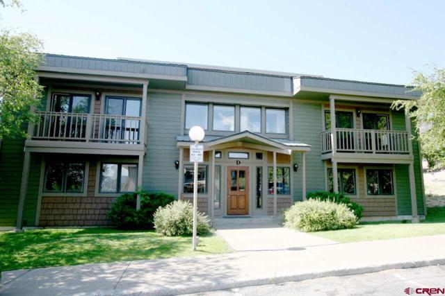 484 Turner Drive D, Durango, CO 81303 (MLS #748802) :: Durango Home Sales