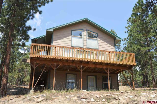526 Hilltop Drive, Bayfield, CO 81122 (MLS #748814) :: Durango Home Sales
