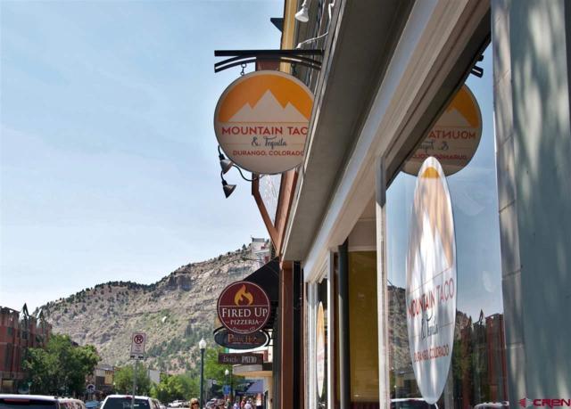 741 Main Avenue, Durango, CO 81301 (MLS #748862) :: Durango Home Sales
