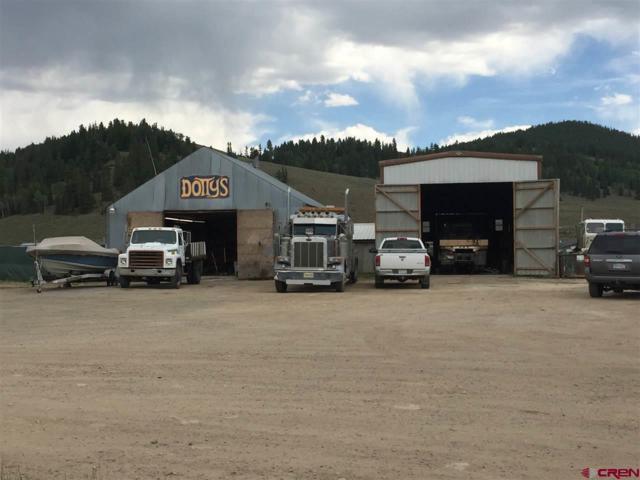 71440 E Us Highway 50, Sargents, CO 81248 (MLS #748865) :: Durango Home Sales