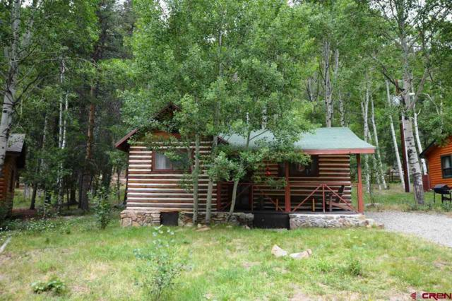 1730 County Road 744, Unit 6 Cabins On Sprin, Almont, CO 81210 (MLS #748888) :: Durango Home Sales