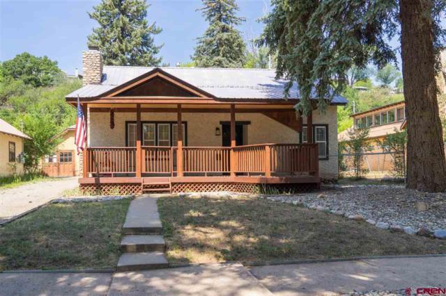 1639 W 3rd Avenue, Durango, CO 81301 (MLS #748891) :: CapRock Real Estate, LLC