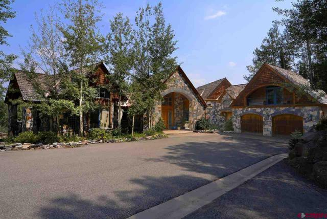 66 Red Mountain Ranch Lower Loop, Crested Butte, CO 81224 (MLS #748930) :: CapRock Real Estate, LLC