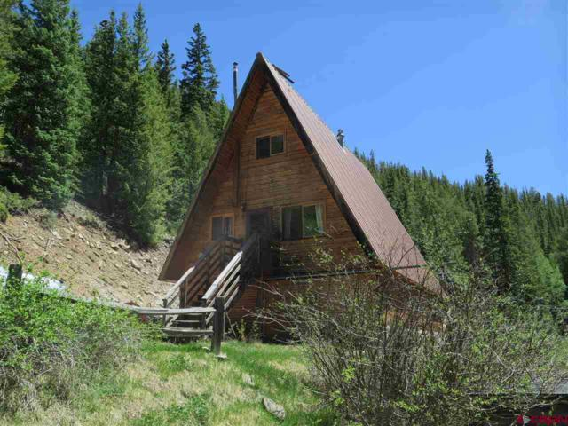 820 Upper Armstrong Gulch Road, Pitkin, CO 81241 (MLS #748967) :: Durango Home Sales