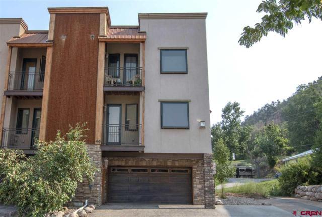 1422 Animas View Drive #46, Durango, CO 81301 (MLS #749070) :: Durango Mountain Realty