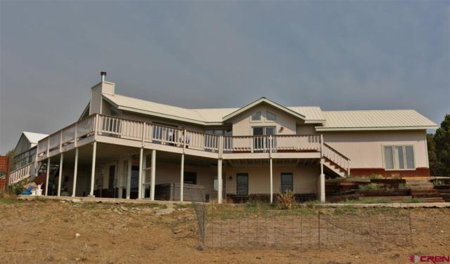 140 Belle Starr Drive, Durango, CO 81303 (MLS #749073) :: CapRock Real Estate, LLC
