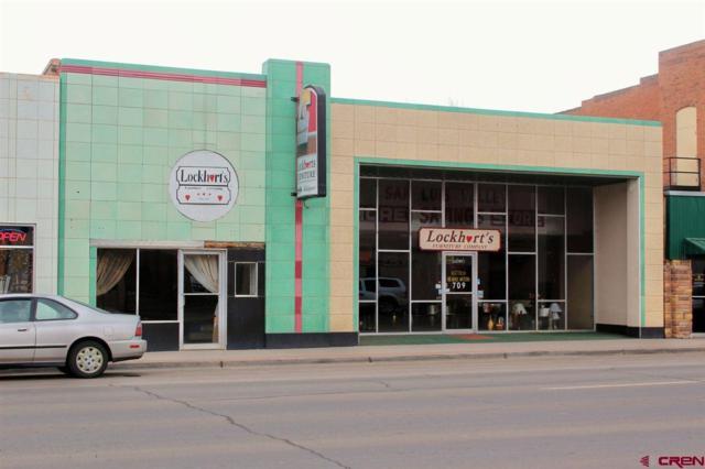 709 Main Street, Alamosa, CO 81101 (MLS #749100) :: Durango Home Sales
