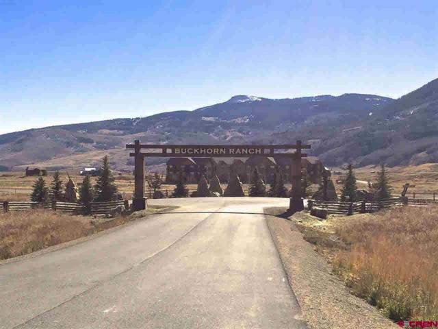 104 White Stallion Circle, Crested Butte, CO 81224 (MLS #749121) :: Durango Home Sales