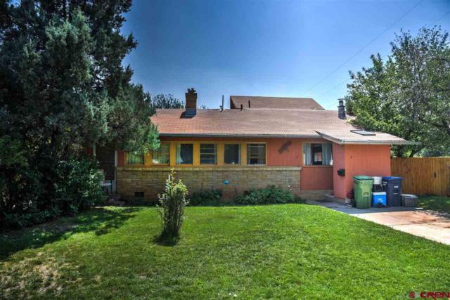 7 Animas Place, Durango, CO 81301 (MLS #749126) :: Durango Mountain Realty