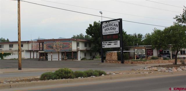 640 S Broadway, Cortez, CO 81321 (MLS #749131) :: Durango Home Sales