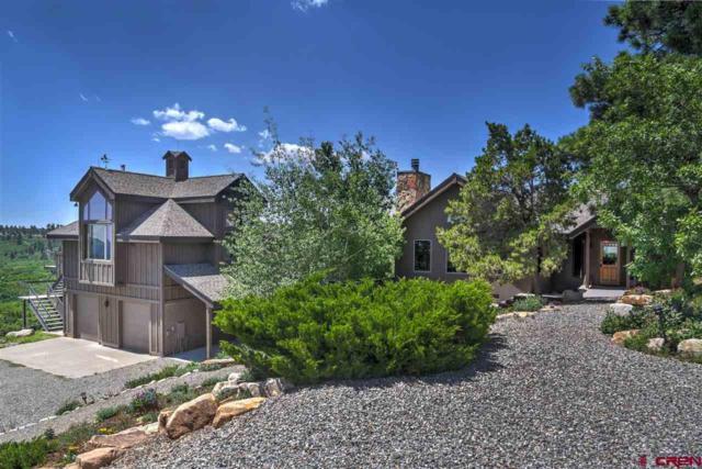 2127 Durango Ridge Road, Durango, CO 81301 (MLS #749161) :: Durango Home Sales