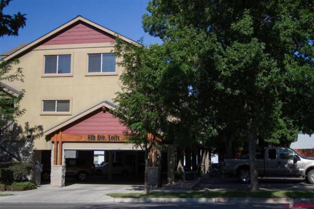 315 E 8th Avenue #203, Durango, CO 81301 (MLS #749167) :: Durango Home Sales