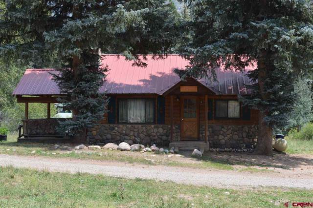 18681 Cr 501, Vallecito Lake/Bayfield, CO 81122 (MLS #749227) :: Durango Home Sales