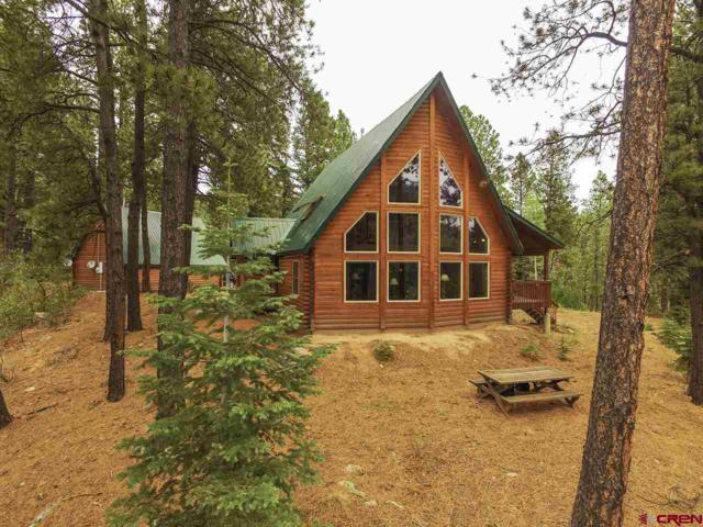 404 Ridge Crest Drive, Durango, CO 81301 (MLS #749308) :: Durango Mountain Realty