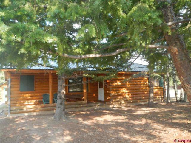 62 Fir Drive, South Fork, CO 81154 (MLS #749339) :: Durango Home Sales