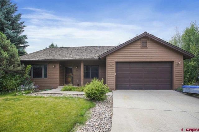 250 Cottonwood Creek Road, Durango, CO 81301 (MLS #749424) :: Durango Mountain Realty