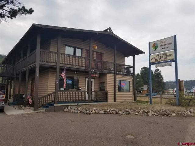 30362 Us Highway 160, South Fork, CO 81154 (MLS #749470) :: Durango Home Sales