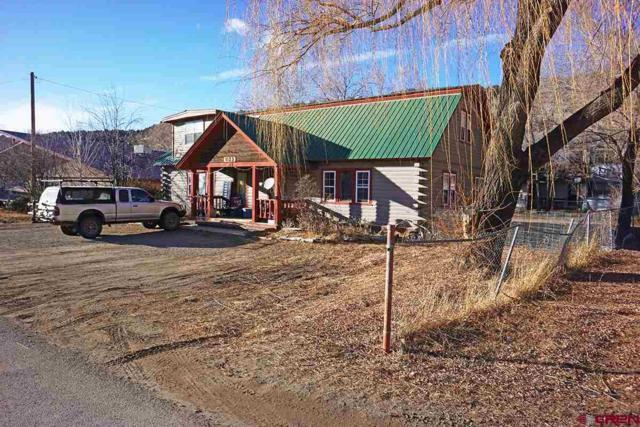 1123 Hwy 145, Dolores, CO 81323 (MLS #749521) :: Durango Home Sales