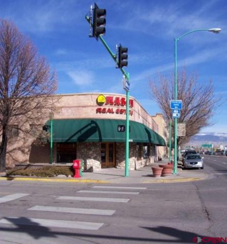 263 Main Street 45 W. 3rd Stree, Delta, CO 81416 (MLS #749579) :: Durango Home Sales