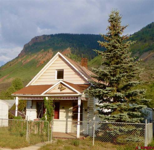 1331 Reese Street, Silverton, CO 81433 (MLS #749580) :: Durango Home Sales