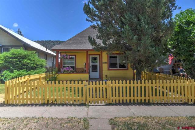 564 E 6th Avenue, Durango, CO 81301 (MLS #749616) :: Durango Home Sales