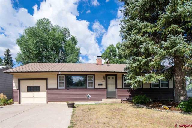 2115 Eastlawn, Durango, CO 81301 (MLS #749620) :: Durango Mountain Realty