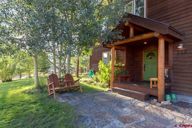 722 Cascadilla Street, Crested Butte, CO 81224 (MLS #749869) :: CapRock Real Estate, LLC