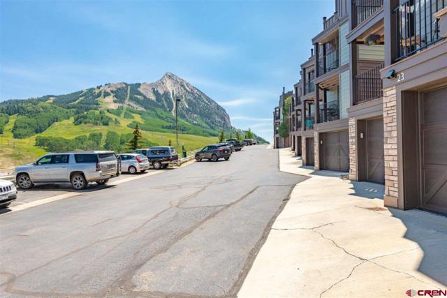 31 Marcellina Lane #36, Mt. Crested Butte, CO 81225 (MLS #749912) :: Durango Home Sales