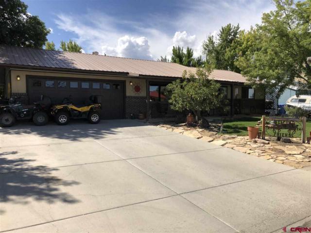 1112 Ridge, Montrose, CO 81401 (MLS #749932) :: Durango Home Sales