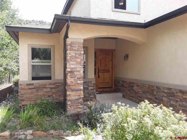 314B Hillcrest Drive, Durango, CO 81301 (MLS #749950) :: Durango Home Sales