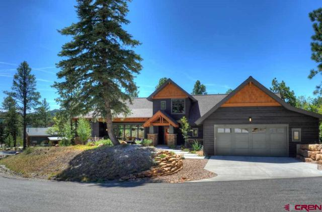 21 Calico Court, Durango, CO 81301 (MLS #750002) :: Durango Home Sales