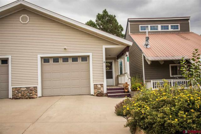 643 E Golf Place, Pagosa Springs, CO 81147 (MLS #750060) :: CapRock Real Estate, LLC