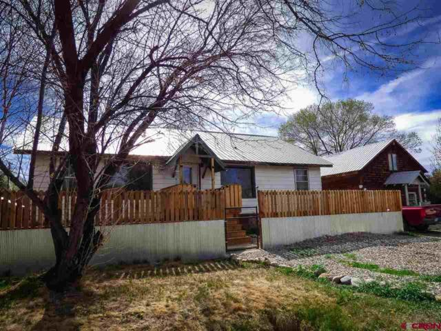 612 N 12th Street, Gunnison, CO 81230 (MLS #750080) :: Keller Williams CO West / Mountain Coast Group