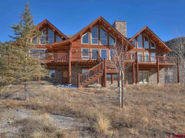 338 S Skyline Drive, South Fork, CO 81154 (MLS #750127) :: Durango Home Sales