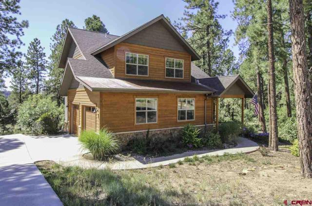 47 Mill Creek Court, Durango, CO 81301 (MLS #750166) :: Durango Home Sales