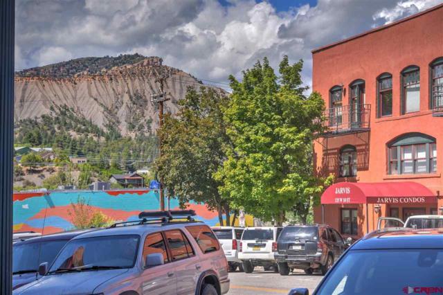 125 W 10th Street #203, Durango, CO 81301 (MLS #750179) :: Durango Home Sales