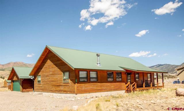 101 Moonlight Drive, Creede, CO 81130 (MLS #750180) :: CapRock Real Estate, LLC