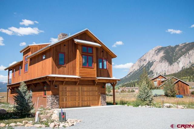 351 White Stallion Circle, Crested Butte, CO 81224 (MLS #750193) :: Durango Home Sales