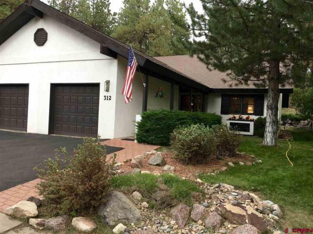 312 Hogan Circle, Durango, CO 81301 (MLS #750203) :: Durango Mountain Realty