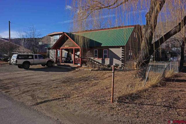1123 Railroad Ave., Dolores, CO 81323 (MLS #750221) :: Durango Home Sales