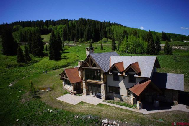 20 Walking Deer Lane, Mt. Crested Butte, CO 81225 (MLS #750225) :: CapRock Real Estate, LLC